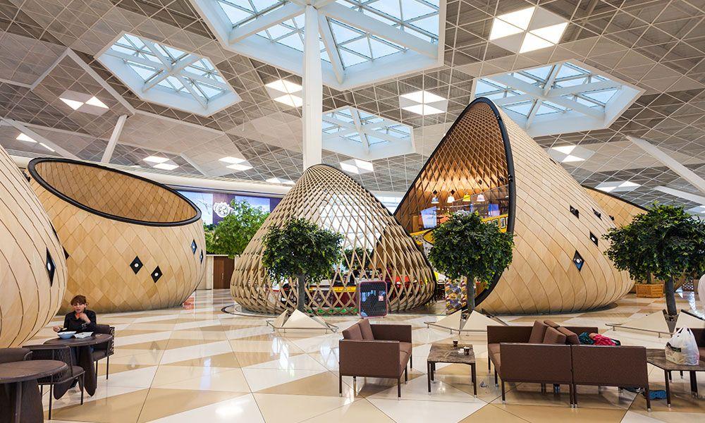 Aeroporto Heydar Aliyev di Baku