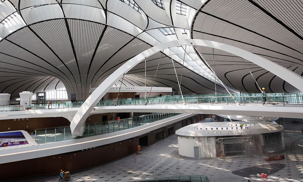 Aeroporto Daxing Pechino