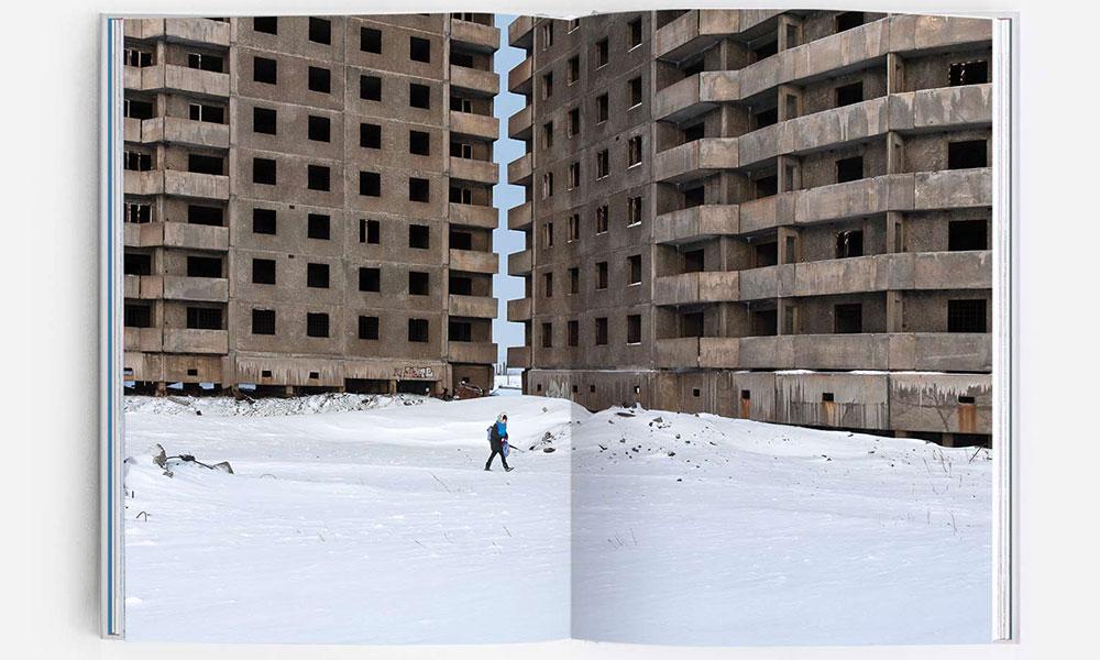 Siberia in cemento di Veryovkin