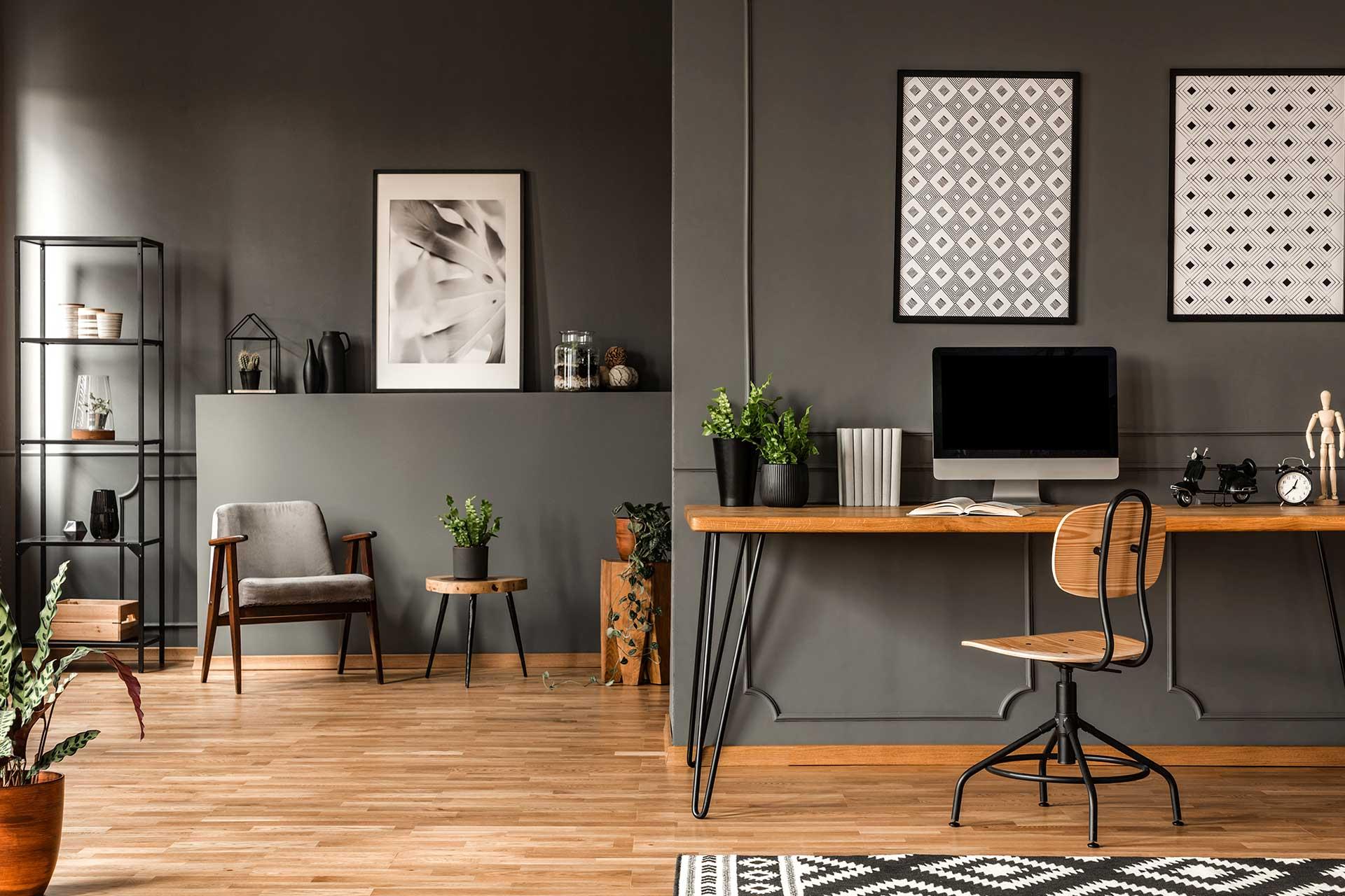 layout casa per smart working