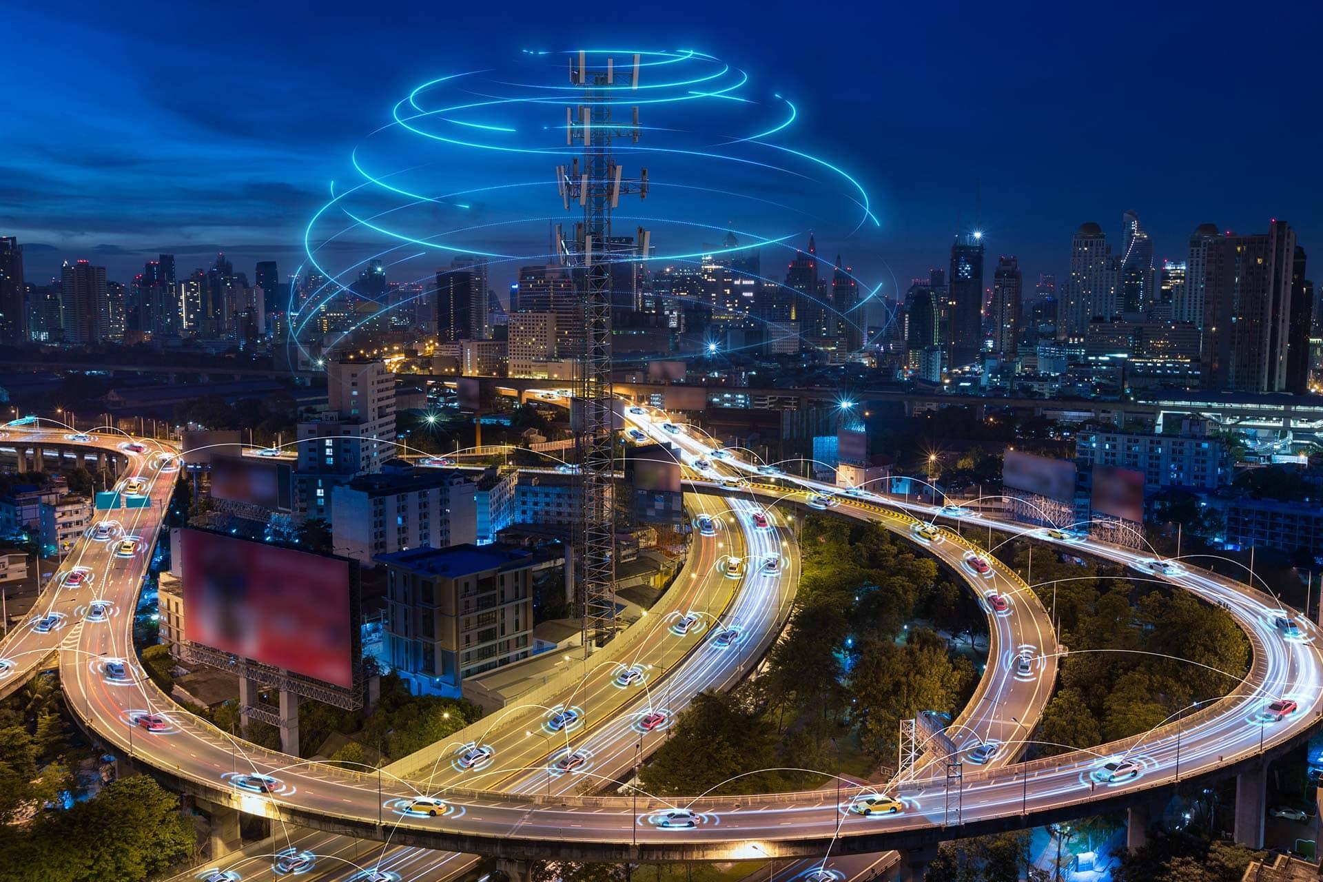 Smart city città intelligenti del futuro