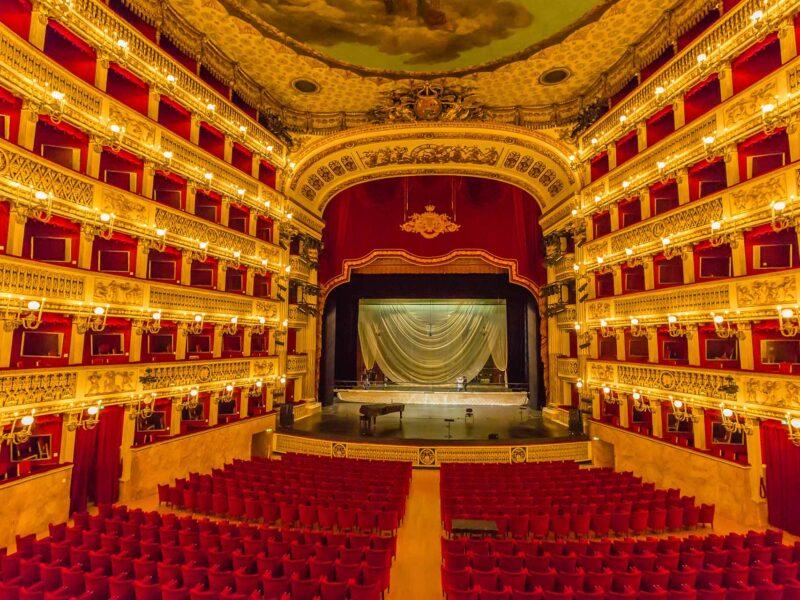 teatri italiani san carlo napoli