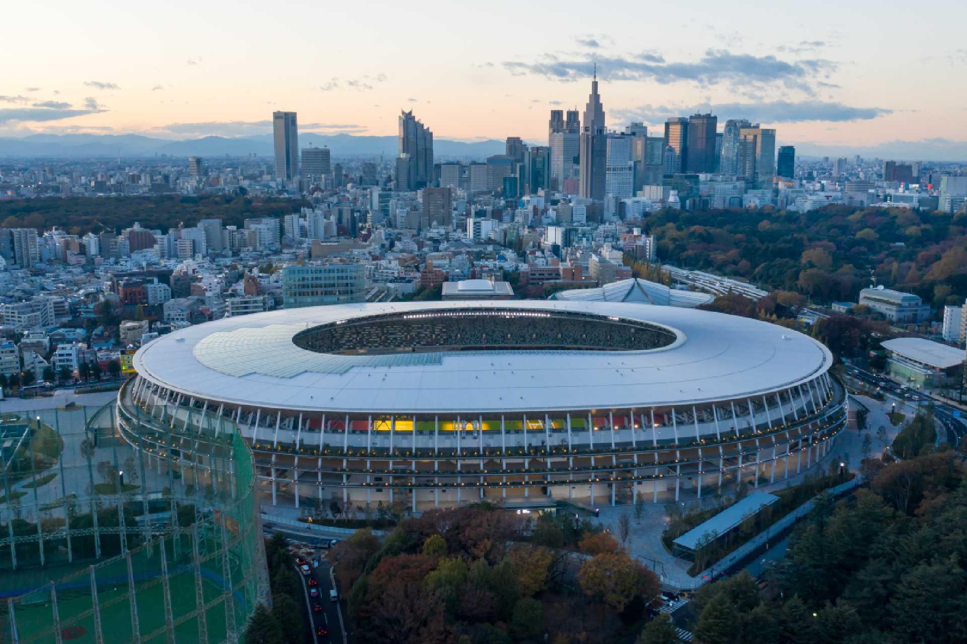 Tokyo giochi olimpici