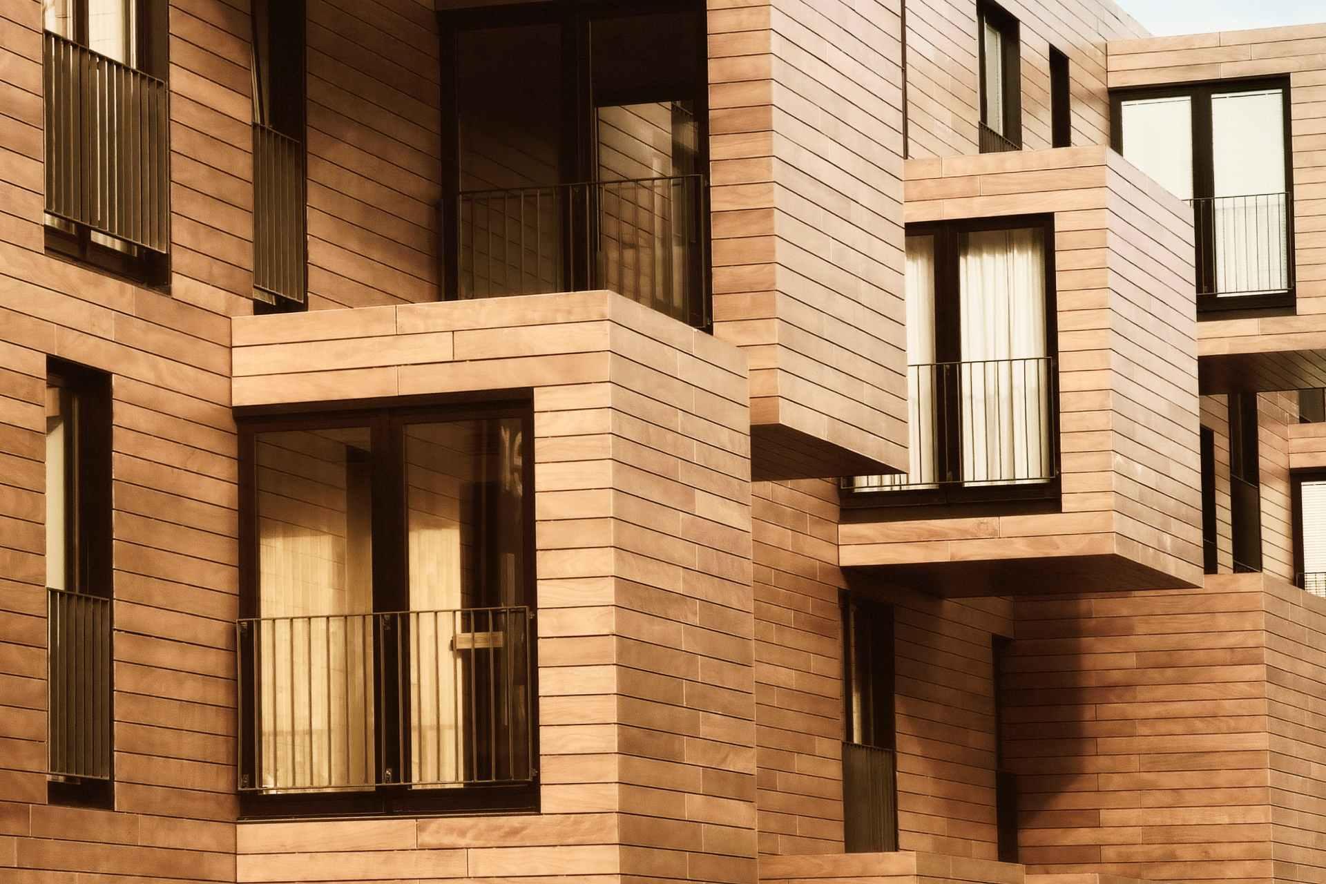 edilizia sostenibile edifici in legno lamellare