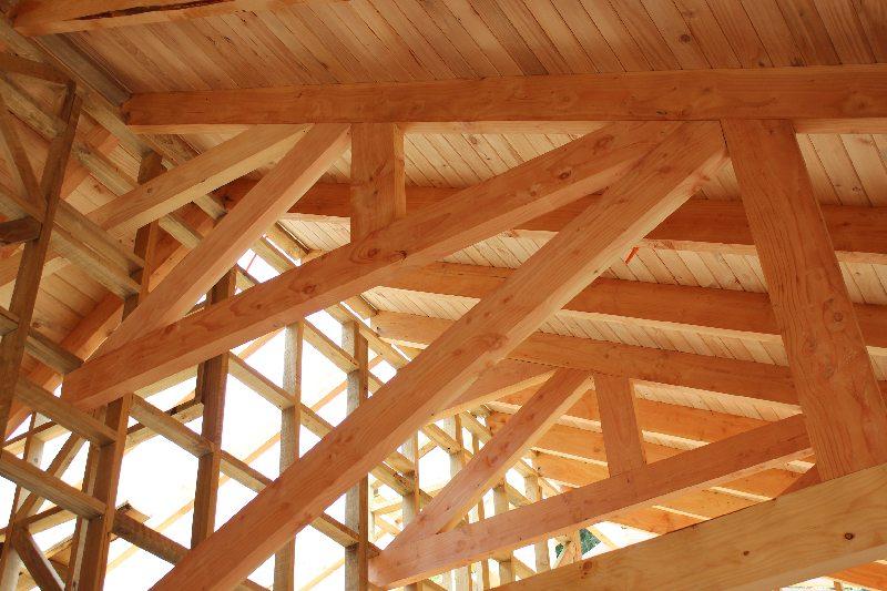 legno nelle nuove costruzioni